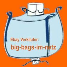5 Stück  BIG BAG 90 cm hoch - 90 x 90 cm Bags BIGBAG Fibc FIBCs 1000kg Traglast