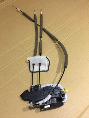 Garantia Vitalícia 09-14 Nissan Maxima Atuador de fechadura de portas com cabos Dianteira Esquerda