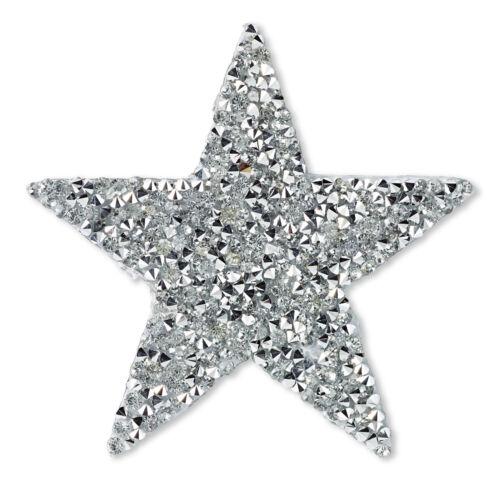 Prym aplicaciones aufbügelbar aufbügelbar estrella de plata 926630