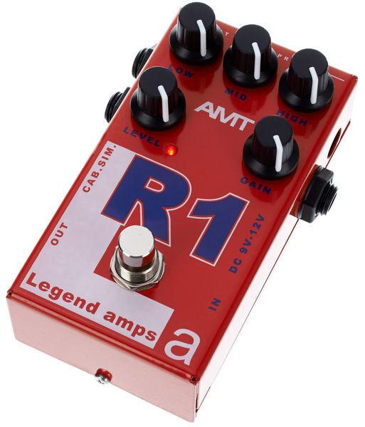 AMT R1 (Mesa Boogie Triple Rectifier) - JFET guitar preamp (1 channel)