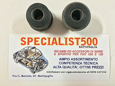 FIAT 500 N-D-F-L-R-G// SUPPORTI MOTORE// ENGINE SUPPORTS