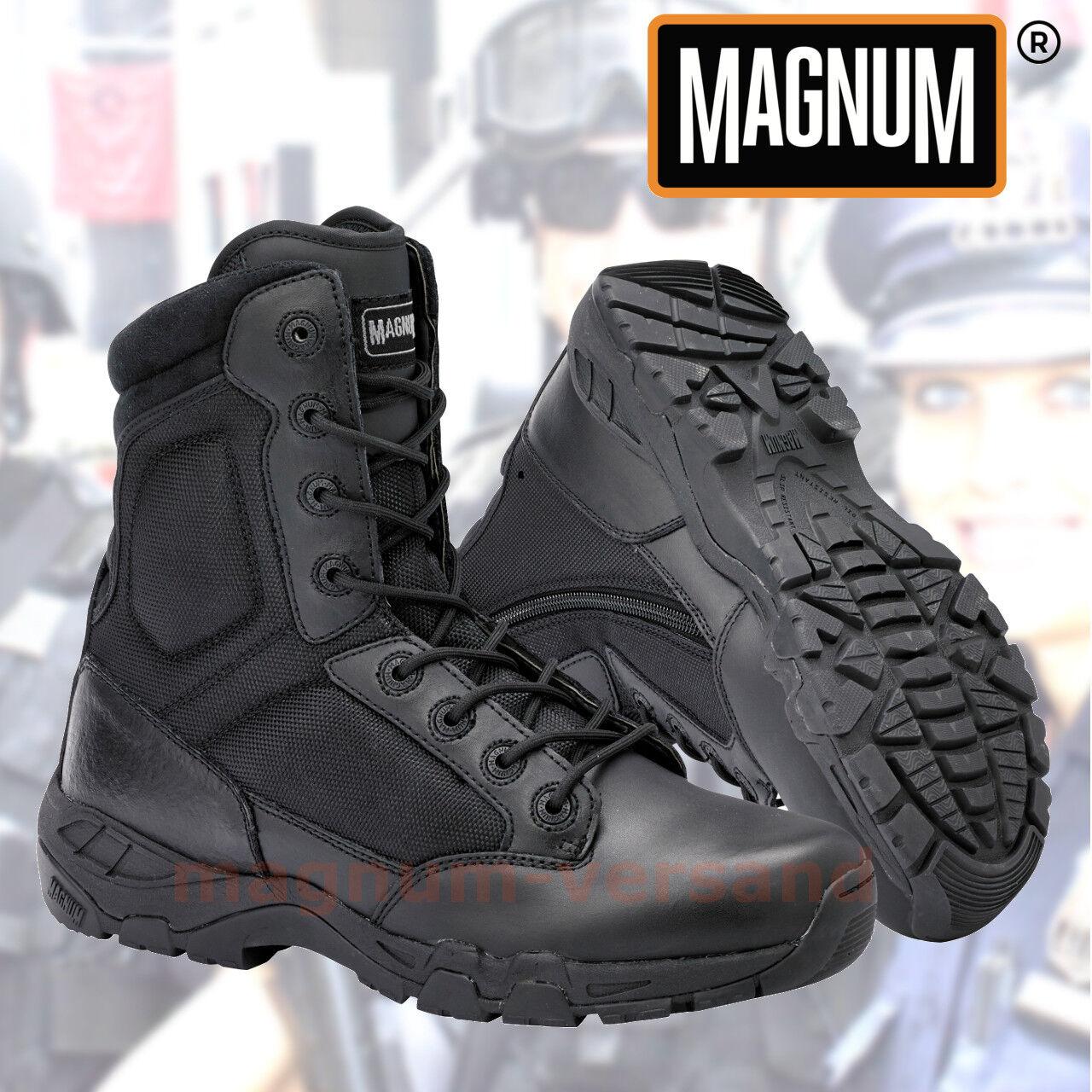 Magnum Viper Pro 8.0 SZ EN Stiefel Hitec Einsatzstiefel mit Reissverschluss