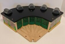 Thomas & Friends Roundhouse Wooden Train Learning Curve Lc99320