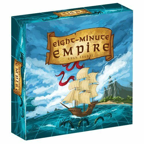 Huit minutes Empire Board Game Game Game 7d16fe