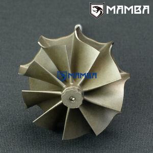 MAMBA 9 Blade BorgWarner K16 K16-6722 Porsche 996 High Flow turbine wheel 49//55