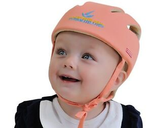 Newborn Baby Safety Soft Head Cover Protector Toddler Walking Safety Helmet US