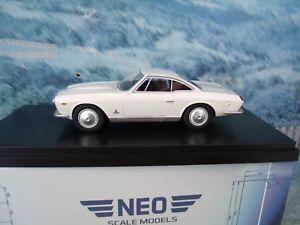 1/43 NEO LANCIA Flaminia 3C 2.8 Coupe Speciale Pininfarina,1963 | eBay