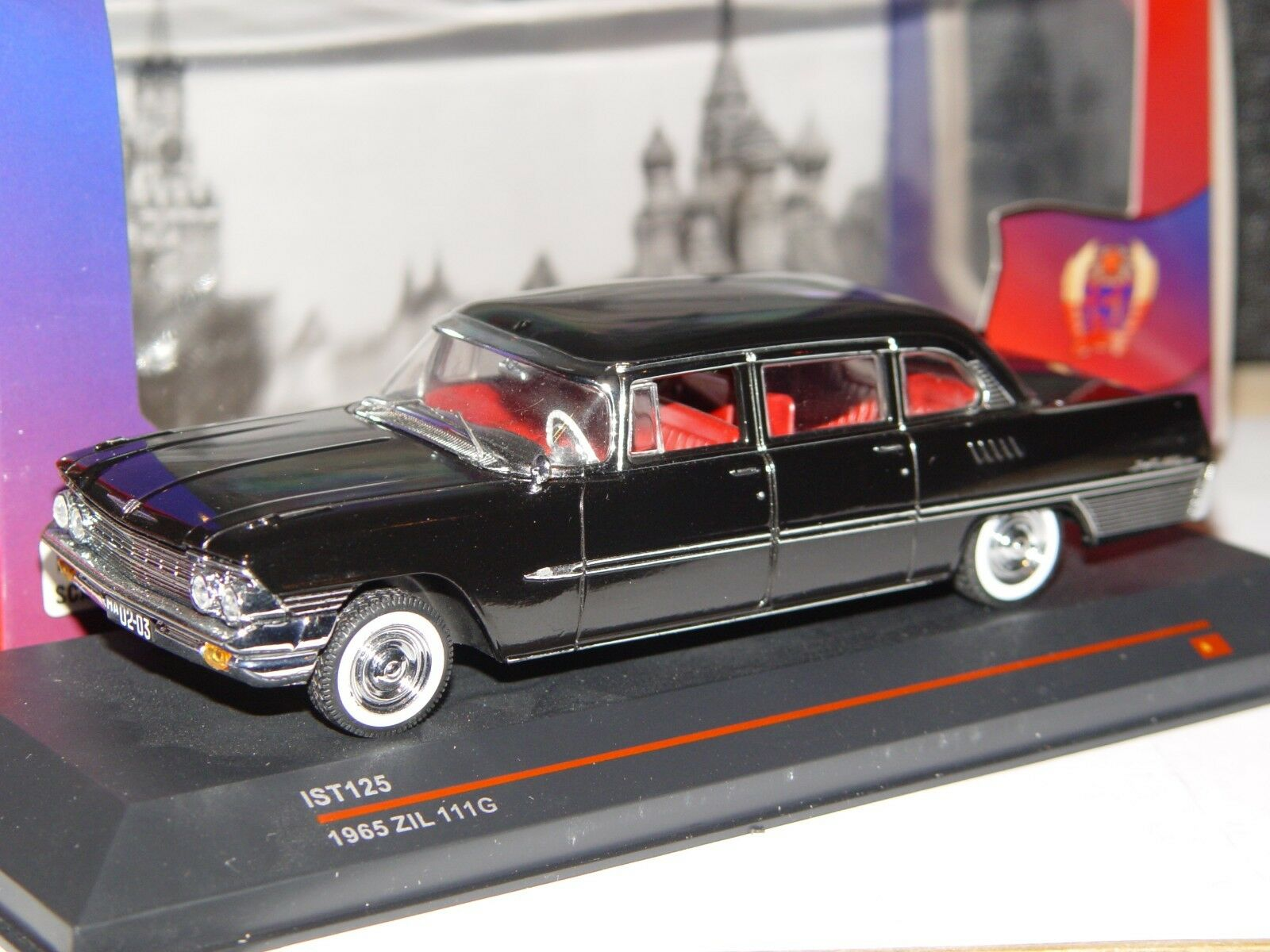 ZIL 111G 1965 1 43 IST Models