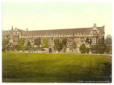St Johns College Oxford A4 Photo Print