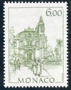 Trend Mark Stamp Timbre De Monaco N° 1411 ** Monaco D'autrefois Opera De Monte Carlo Dependable Performance