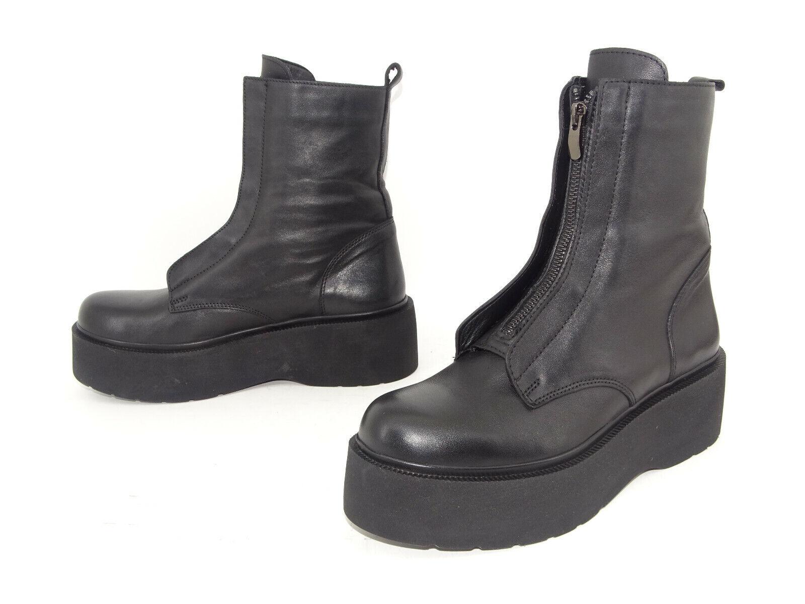 Inuovo Chaussures Bottes Bottines Plateforme Bottes Bottes Femmes Neuf Taille 40