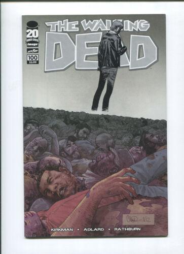 Everyone Is Dead Cover Walking Dead #100 9.2