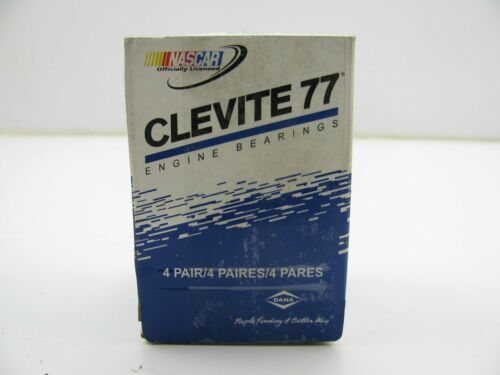 4 Clevite CB-610P-30 Connecting Rod Bearing Pairs .030-90-93 Chevy GMC 2.5L