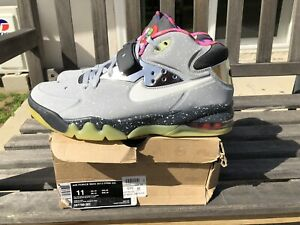 Details about DS Nike Air Force Max 2013 Area 72 Galaxy 11 NBA All Star Game Barkley Uptempo
