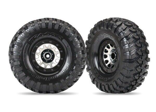 Traxxas TRX-4 pre-montado Canyon Trail 2.2  Crawler Neumáticos con forma de 105 ruedas