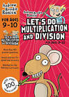 Let's do Multiplication and Division 9-10 by Andrew Brodie (Paperback, 2016)