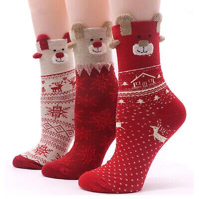 LADIES CHRISTMAS SOCKS XMAS Novelty Stocking Stuffer Secret Santa Gift Idea