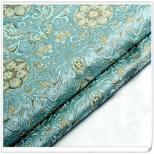Tessuto broccato damascato jacquard Apparel per Tende Tappezzeria Materiale Fai Da Te Clothing
