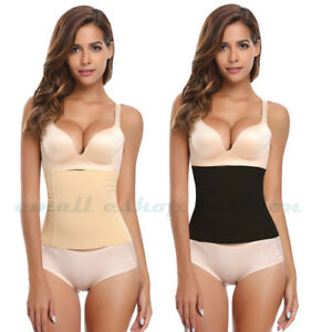 Details about Waist Trainer Shapewear Weight loss Control Body Shaper  Breathable Waist Cincher