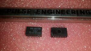 3x-PULSE-ENG-PE-65728-Telecom-Transformer-1-1-0-3Ohm-Prim-DCR-16Term-Gull-W