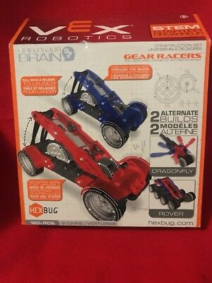 Open-Minded Hex Bug Gear Racers By Vex Robotics New Educational Toys
