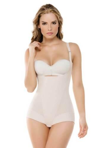 Hourglass Effect Body Shaper Breast /& Butt Lift Slimming Bodysuit VS 428