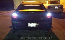 2003-2005 Dodge Neon SRT4, R/T, SXT LED Reverse And Tag Light Bulb Kit