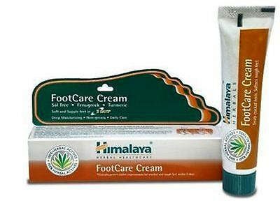 Himalaya Herbals Foot Care Cream for  Cracked Heels & Softens Rough feet 20 gm