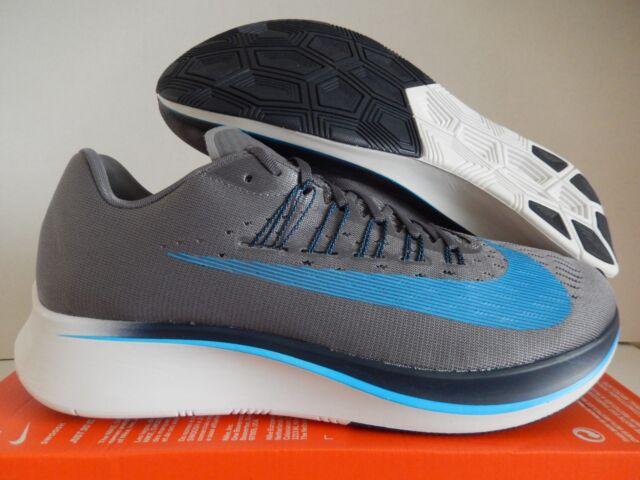 4278c31ac0f53 Men s Nike Zoom Fly Running Shoe Size 14 Gunsmoke blue Hero 880848 ...