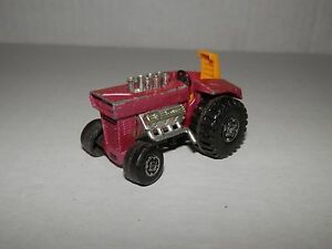 1972 Matchbox Car in the Box #25 Mod Tractor