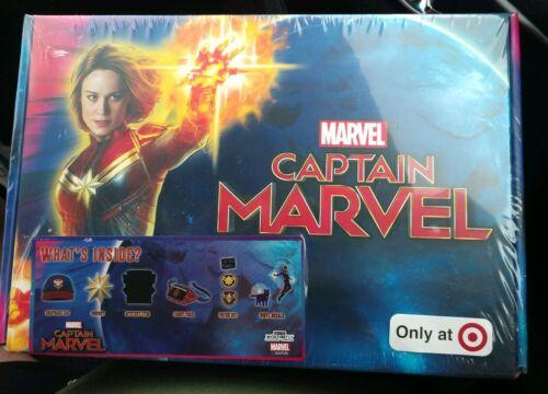 Culturefly Captain Marvel Collectors Box