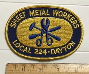 Sheet Metal Workers Local 224 Dayton Ohio Oh Trade Union