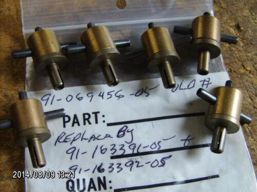 "3//4-14 NPS Straight Pipe Round Adjustable Threading Die 2/"" OD Toolmex #5-815-045"