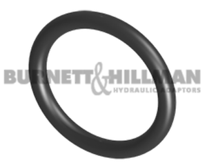 Burnett /& Hillman O/'Rings for SAE Boss Male Hydraulic Fittings