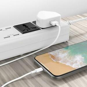 Samsung-Rapide-Chargeur-Secteur-Prise-Cable-pour-Type-C-Micro-USB-Telephones