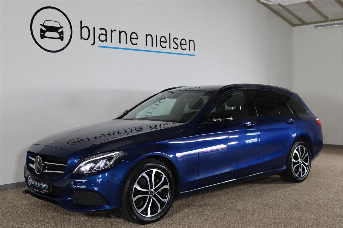 Mercedes C220 d Billede 2
