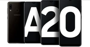 """Samsung Galaxy A20 SM-A205W  Unlocked 6.4"""" 32GB"""