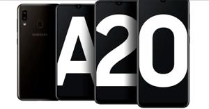 Samsung-Galaxy-A20-SM-A205W-Unlocked-6-4-034-32GB-3GB-Best-Offer