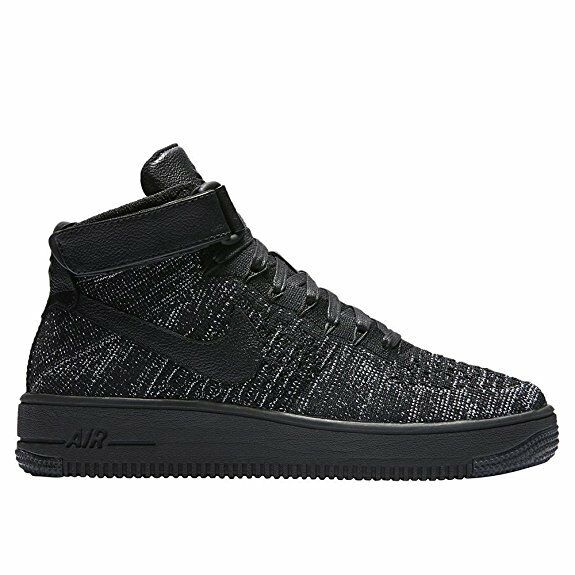 NIKE WOMENS AF1 FLYKNIT AUTHENTIC HI-TOP FASHION SNEAKERS RETAIL
