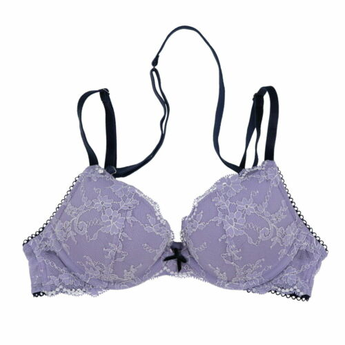 Victoria/'s Secret Bra Dream Angels Push Up Padded Underwire Lace Adjustable New