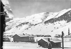 Cartolina-Postcard-Livigno-Panorama-invernale-1968