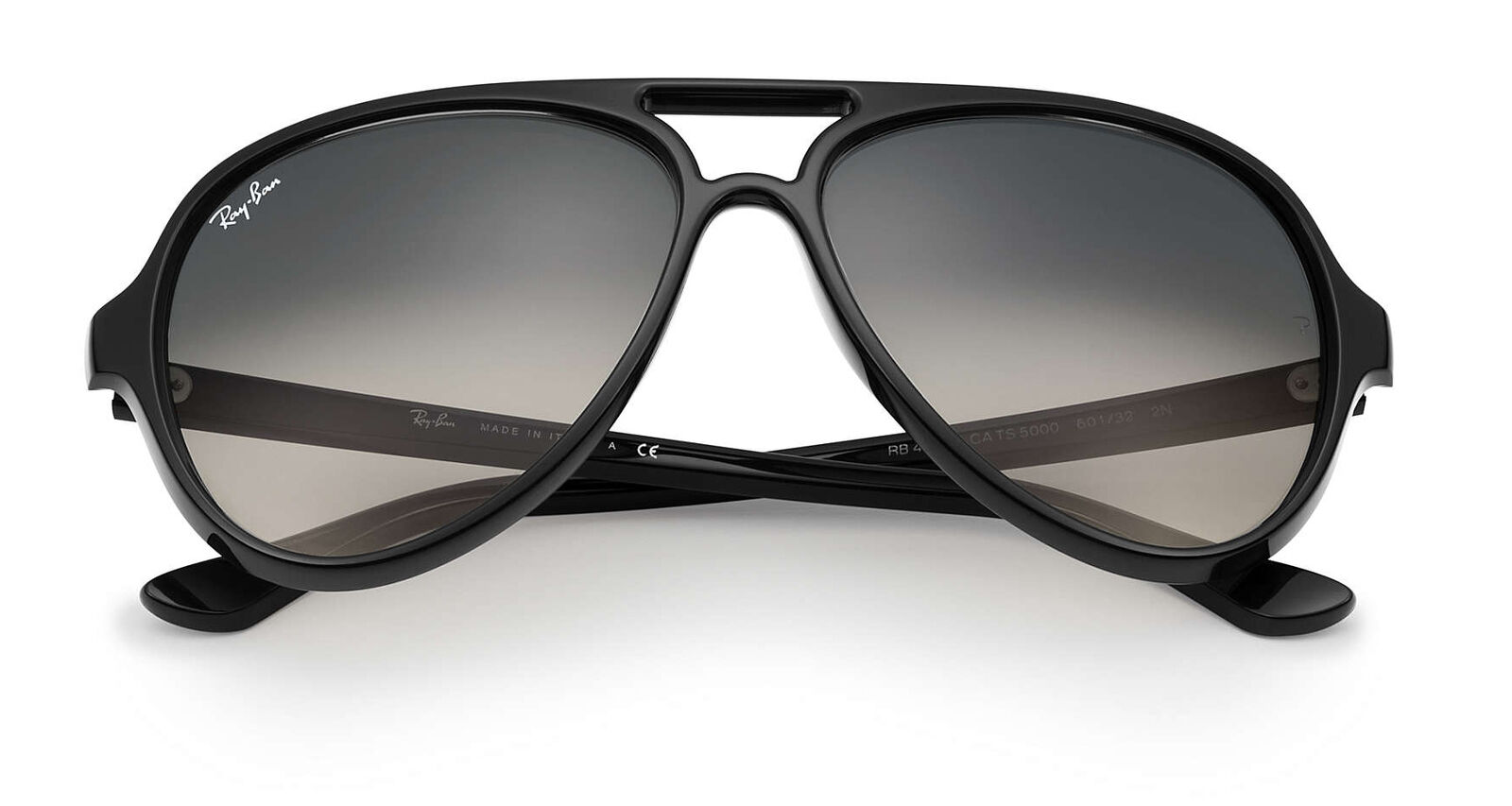 Buy Ray-Ban 59mm Cats 5000 Classic Nylon Sunglasses - Light Grey Gradient  (RB41256013259) online  f0b0f2dcdc2f