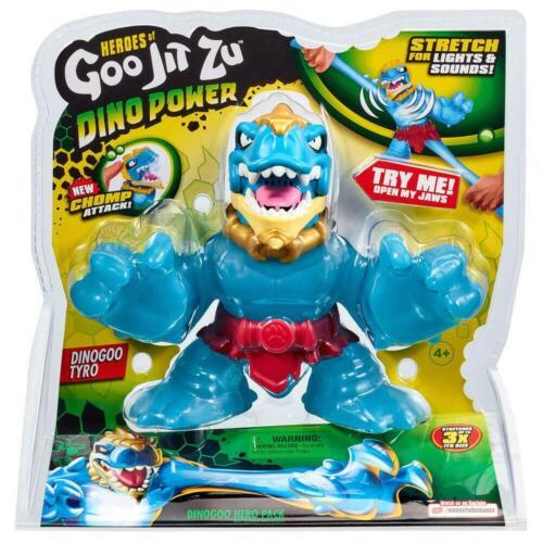 Heroes of Goo Jit Zu Lights and Sounds Supagoo Dino