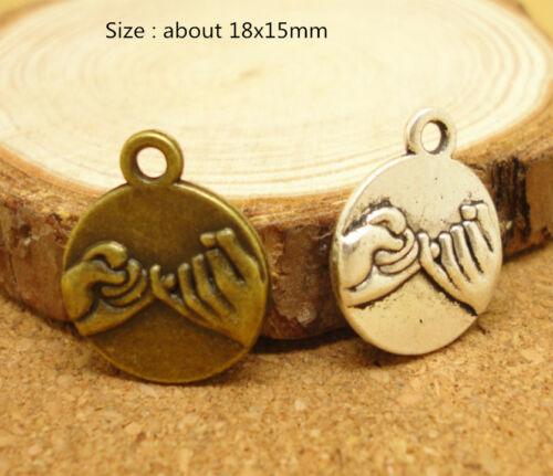Hot Tibetan Silver//Bronze Beautiful Charms Pendant Jewelry Finding DIY Carfts