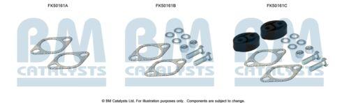 FK50161C Kit de fittiing para De escape Tubo de conexión BM50161