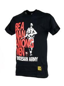 T-shirt RHODESIAN ARMY