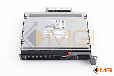 DELL BROCADE M5424 8-PORT 8GB SWITCH BLADE F855T WITH 8G TRANSCEIVERS
