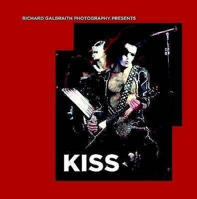 Richard Galbraith Photography Presents Kiss, Brand New, Free P&P in the UK