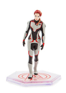 Details About Black Widow Marvel Avengers Endgame Quantum Realm Suit Figure Figurine