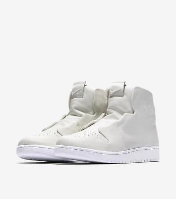 huge selection of 3b4ee 44c24 WMNS Nike Air Jordan 1 Retro High Sage XX SZ 5 Off White AJ1 AO1526-100 |  eBay